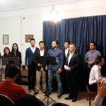 گروه کر اموزشگاه موسیقی سورنا
