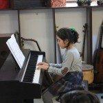 سارا قاسمی هنرجو پیانو کلاسیک